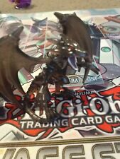 Yu-Gi-Oh Figure Hanger Keychain Series 3 Red-Eyes Black Dragon Transparent