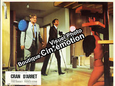 6 Photos Cinéma 22.5x29cm (1970) CRAN D'ARRÊT Yves Boisset - Bruno Cremer