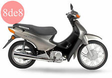 Honda C100 BIZ (2002) - Workshop Manual on CD (in Portuguese)