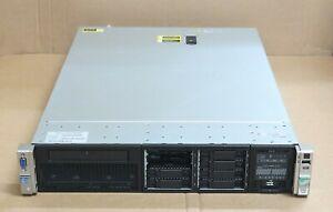 "HP ProLiant DL380p G8 8C E5-2690 2.9GHz 48GB Ram 8x 2.5"" Bays Rack 2U Server"