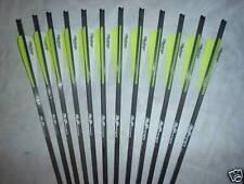 "@NEW@ 12 Victory XBOLT 20"" Carbon Crossbow Bolts Arrows w/ Ten Point Omni-Nocks"