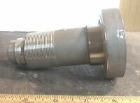 Stainless Steel Adapter Coupling or (?) (NOS)