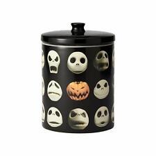 Nib Enesco Nightmare Before Christmas Ceramic Cookie Jar
