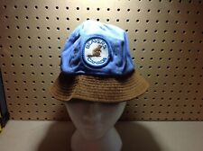 Vintage Beavers Canada Patch Hat Large 6 3/4 - 6 7/8""