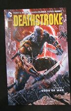 DEATHSTROKE VOL 1 GODS OF WAR - NEW 52 - SOFTCOVER - USED - IN GREAT CONDITION!