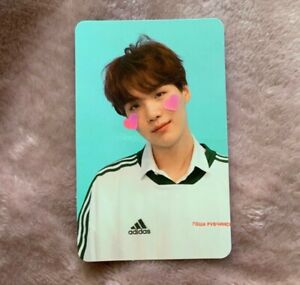 BTS LOVE YOURSELF ANSWER VERSION F SUGA / YOONGI official photocard