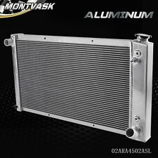 Full Aluminum Radiator For 67-72 CHEVY C/K SERIES C10 C20 K10 K20 PICKUP