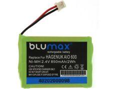 Original Blumax NI-MH AKKU für HAGENUK AIO 600 / CN03045TS Batterie 850mAh Neu