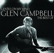 Gentle On My Mind The Best of Glen Campbell [CD] BRAND NEW IN STOCK, SHIPS TODAY