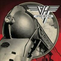 VAN HALEN - A DIFFERENT KIND OF TRUTH NEW CD