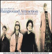 Fairground Attraction Eddi Reader - Very Best Greatest Hits Collection CD - 80's