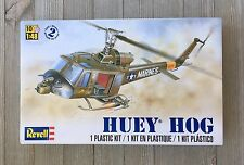 New In Box Revell Huey Hog Helicopter 1:48 Scale Model Kit 85-5201 G4 Marines