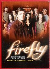 Joss Whedon's FIREFLY - Card #01 - Header Card - Inkworks 2006