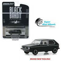 Greenlight 1:64 Black Bandit Series 22 - 1976 Volkswagen Golf Mk1