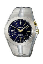 SEIKO Arctura SKA287 SKA287P1 Men Kinetic Marine Blue Dial Sapphire Steel Watch