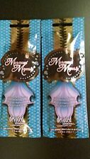 2 Devoted Creations Mermaid Majesty Cooling Triple Bronzer Packets 2017 Release