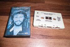 MC:  BARRY GIBB --  NOW VOYAGER // Tape von MCA 1984