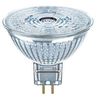 OSRAM LED STAR MR16 Spot LED Culot GU5.3, 4,6W=35W 12V 36° Blanc Froid 4000K