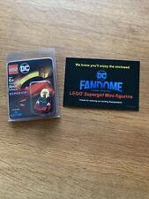 Lego DC Fandome exclusive Supergirl Minifigure