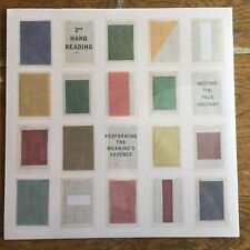 William Kentridge Neo Muyanga – Second-Hand Reading 2013 vinyl LP album NEW