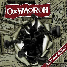 OXYMORON - FEED THE BREED CD (2001) GMM RECORDS / US-IMPORT / STREETPUNK