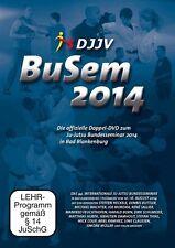 DVD-Paket: DVD Ju Jutsu Bundesseminar 2014 Doppel-DVD - Ju-Jutsu - Jiu-Jitsu