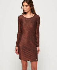 Superdry Womens Mia Shimmer Dress