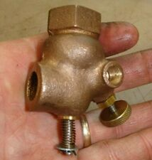 "Very Nice 1/2"" FUEL MIXER or CARBURETOR Small Hit and Miss Gas Engine or Model"