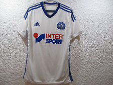 Olympique de Marseille Droit au But Football Soccer Jersey French France SM NWT