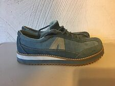 Vintage AIRWALK Creepers Blue Suede Corduroy Creepers fashion Sneakers10
