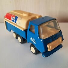 Vintage Russian Soviet USSR Metal Tin toy Mir Bulgaria Tonka PEPSI drink truck