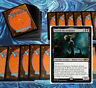 mtg BLACK ISARETH COMMANDER EDH DECK Magic the Gathering 100 cards tetzimoc