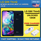 LG G8X ThinQ G850 - 128GB - Black (FULLY UNLOCKED) - Excellent Condition - A photo