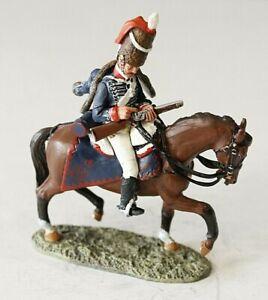 DEL PRADO TROOPER KING'S LIGHT DRAGOONS 1812  HAND PAINTED METAL