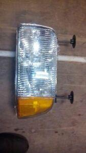 Driver Left Headlight Composite GMC Fits 94-97 S10/S15/SONOMA 534395