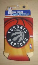 Toronto Raptors NBA Basketball Can Koozie Sleeve Cooler