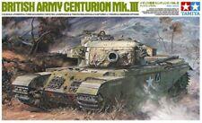 Tamiya WWII British Army Centurion Mk.III Tank model kit 1/35