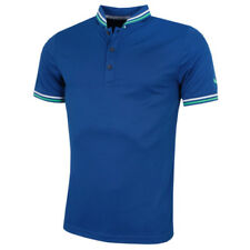 Slim Short Sleeve Golf Shirts & Sweaters for Men
