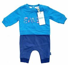 United Stunning Baby Boy Ted Baker Romper Playsuit Designer Newborn Stripes Summer Clothes, Shoes & Accessories Boys' Clothing (0-24 Months)
