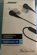 BOSE quietcomfort 20 Iphone Ipod Ipad Acoustic Noise Cancelling®