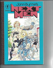 John Byrne's Next Men Trade Paperback (1993) - Used Very Good condition