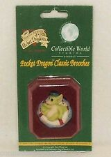 Pocket Dragons Classic Brooches Pin - Cruising Brooch (11500) New!
