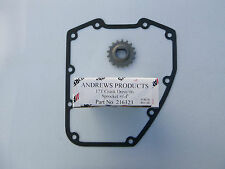 Harley Davidson Andrews Cam Advance/Retard Sprocket