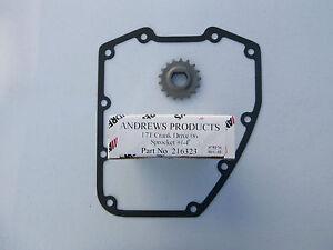 Harley Davidson Andrews Cam Advance/Retard Sprocket