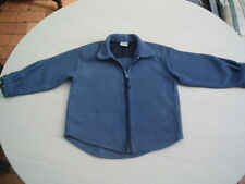 KIDS WORLD MYER Boys Warm POLAR-ICE Fleecy Zip Up Jacket Size 4