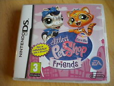 PET SHOP FRIENDS : EN VILLE !   JEU DS / DS LITE / DSI / DSI XL !