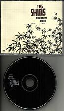 THE SHINS Phantom Limb 2006 USA ULTRA RARE PROMO Radio DJ CD single SUB POP