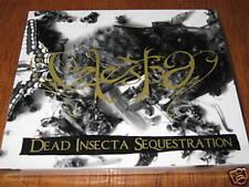 "CELESTIA ""Dead Insecta.."" CD mutiilation mortifera"