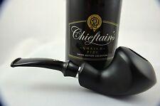 Chieftain's R. Wallenstein Balance Pfeife pipe pipa 9mm Filter schwarz matt