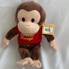 Curious George Monkey Plush Stuffed Animal 12� Gund Universal Studios
